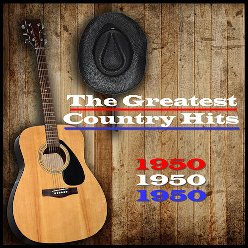 1950 - Country - The Greatest Hits de Various Artists