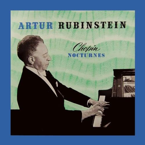Chopin Nocturnes Volume 2 de Artur Rubinstein