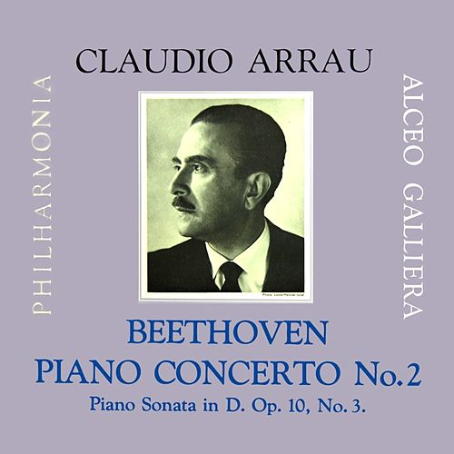 Beethoven Piano Concerto No. 2 von Claudio Arrau