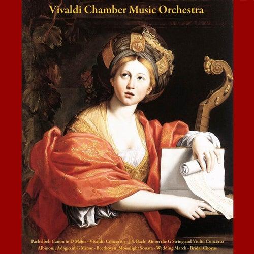 Pachelbel: Canon in D Major - Vivaldi: Concertos - Bach: Air On the G String & Violin Concerto - Albinoni: Adagio in G Minor - Beethoven: Moonlight Sonata - Wedding March - Bridal Chorus de Various Artists
