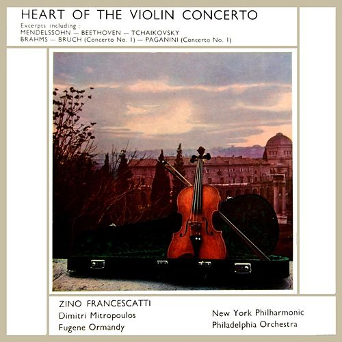 Heart Of The Violin Concerto de Zino Francescatti
