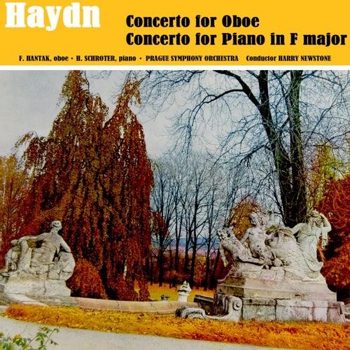 Haydn: Concertos de Prague Symphony Orchestra