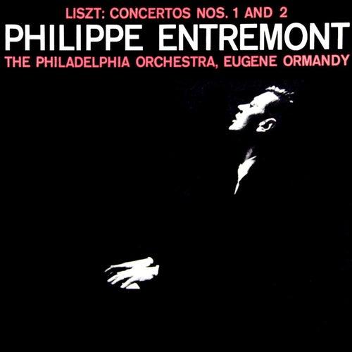 Liszt Concerto No1 & 2 de Philippe Entremont