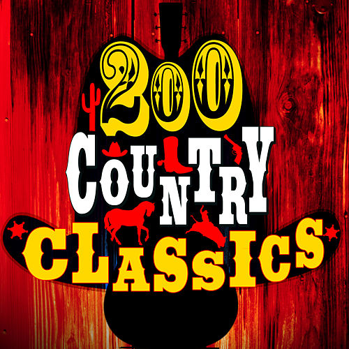 200 Country Classics de Various Artists