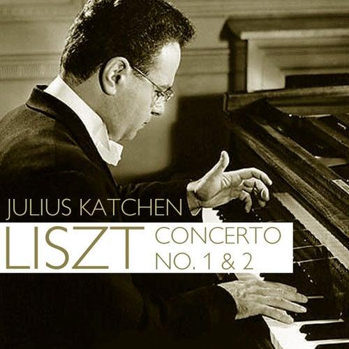 Liszt Concerto No. 1 & 2 von Julius Katchen