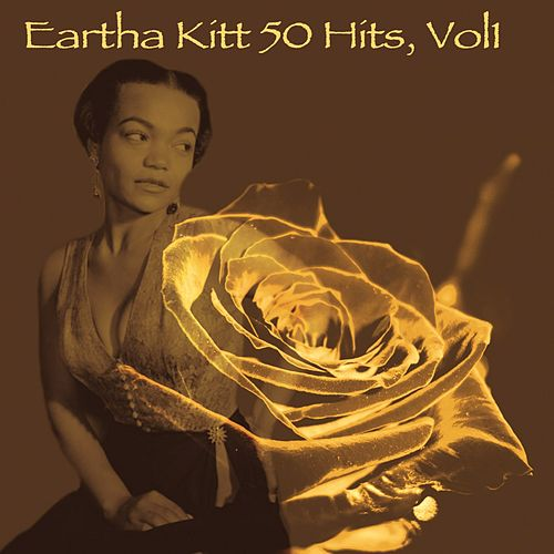 Eartha Kitt 50 Hits, Vol. 1 de Eartha Kitt