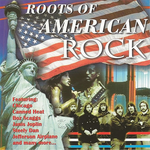 Roots of American Rock von Various Artists