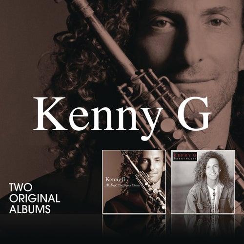 At Last...The Duets Album/ Breathless de Kenny G