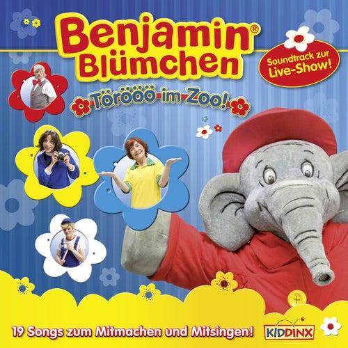 Törööö im Zoo - Soundtrack zur Live-Show von Benjamin Blümchen