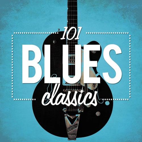 101 Blues Classics de Various Artists