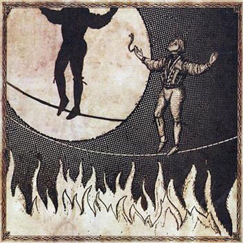 The Man on the Burning Tightrope by Firewater