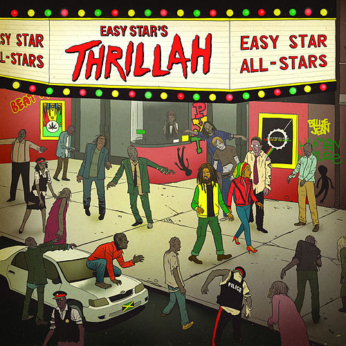 Easy Star's Thrillah by Easy Star All-Stars