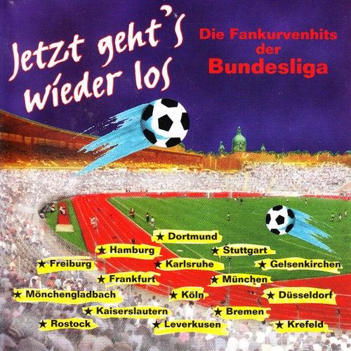 Jetzt geht's wieder los - Die Fankurvenhits der Bundesliga von Various Artists