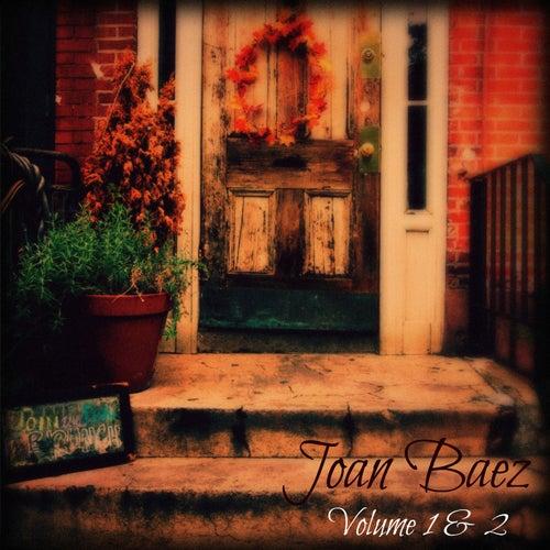 Joan Baez Vol. 1 & 2 de Joan Baez