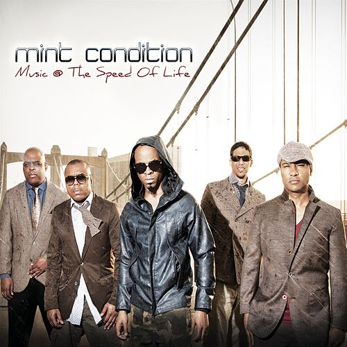 Music @ The Speed Of Life von Mint Condition