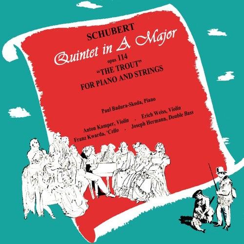 Schubert Quintet In A Major by Paul Badura-Skoda