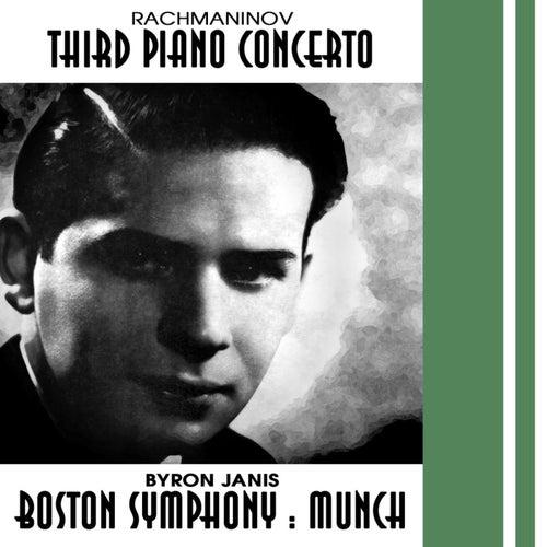 Rachmaninov: Third Piano Concerto de Boston Symphony Orchestra