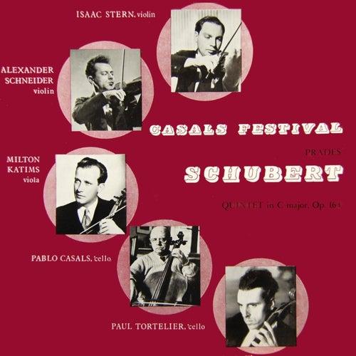 Franz Schubert String Quintet by Pablo Casals