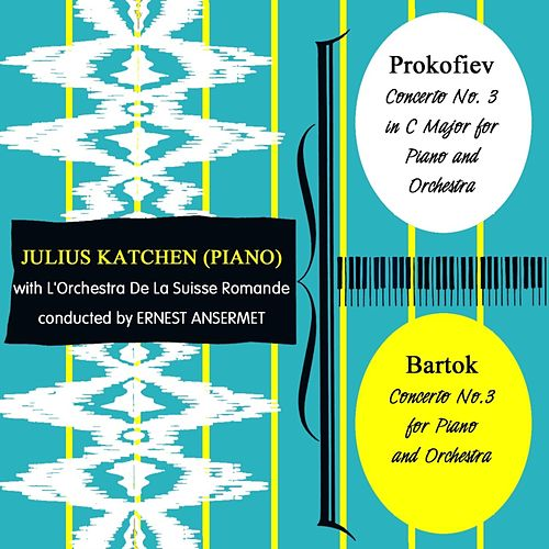 Prokofiev: Concerto No. 3 von Julius Katchen