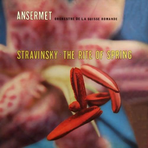 The Rite Of Spring de L'Orchestre de la Suisse Romande