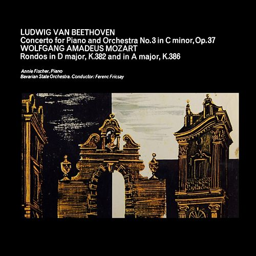 Beethoven Concerto For Piano/ Mozart Rondos In D Major von Bavarian State Orchestra
