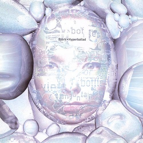 Hyperballad - EP de Björk