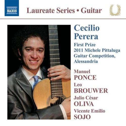 Cecilio Perera: Guitar Recital by Cecilio Perera