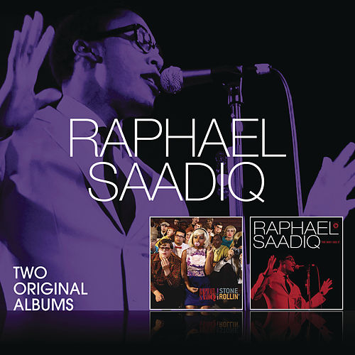 Stone Rollin'/The Way I See It by Raphael Saadiq