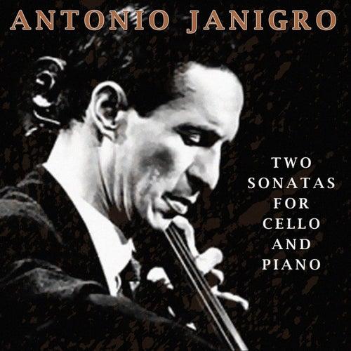 Two Sonatas For Cello And Piano de Antonio Janigro