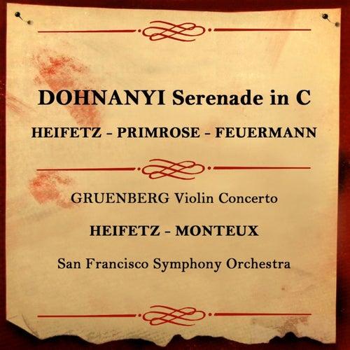 Dohnanyi Serenade In C de San Francisco Symphony Orchestra