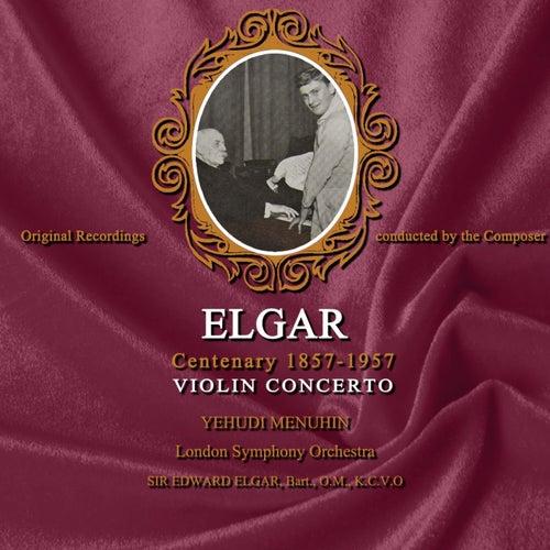 Elgar: Violin Concerto de Yehudi Menuhin