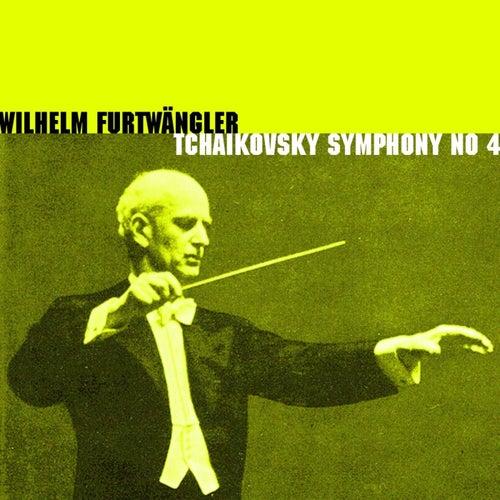Tchaikovsky Symphony No 4 von Wilhelm Furtwängler