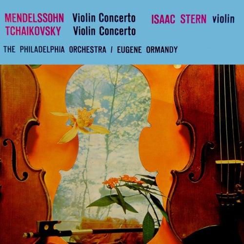 Mendelssohn & Tchaikovsky Volin Concertos von Isaac Stern