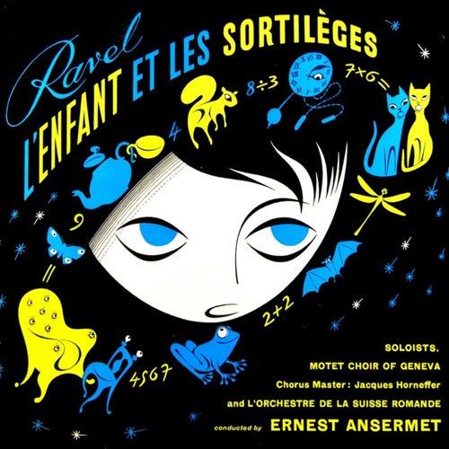 L'Enfant Et Les Sortileges de L'Orchestre de la Suisse Romande