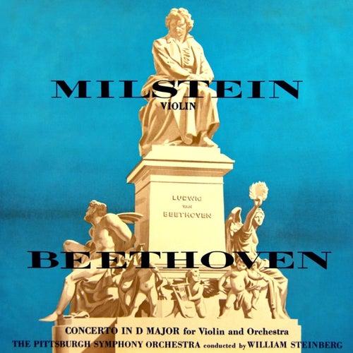 Beethoven Concerto In D Major von Nathan Milstein