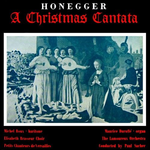 A Christmas Cantata de L'Orchestre des Concerts Lamoureux
