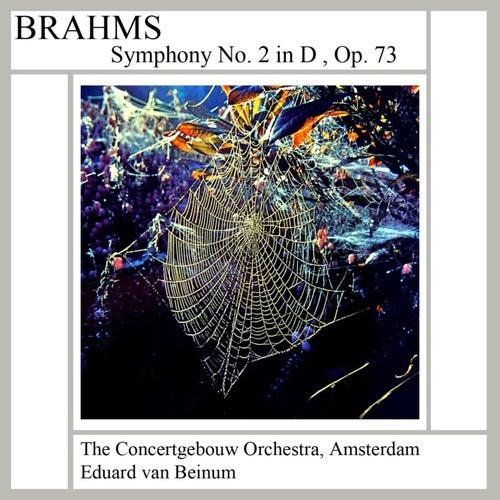 Brahms: Symphony No. 2 von Concertgebouw Orchestra of Amsterdam