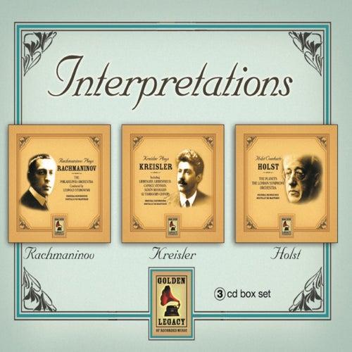Interpretations boxset by Various Artists