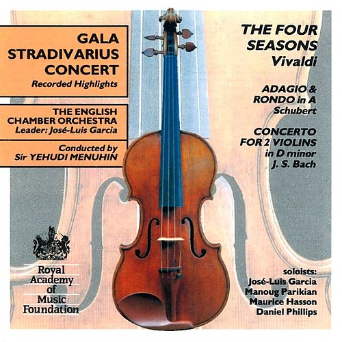 Gala Stradivarius Concert by English Chamber Orchestra