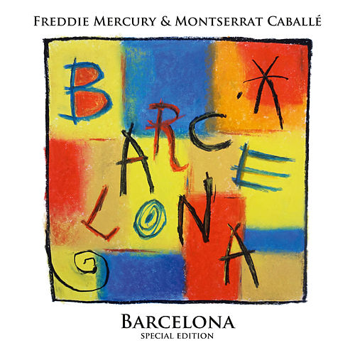 Barcelona (Special Edition - Deluxe) by Freddie Mercury