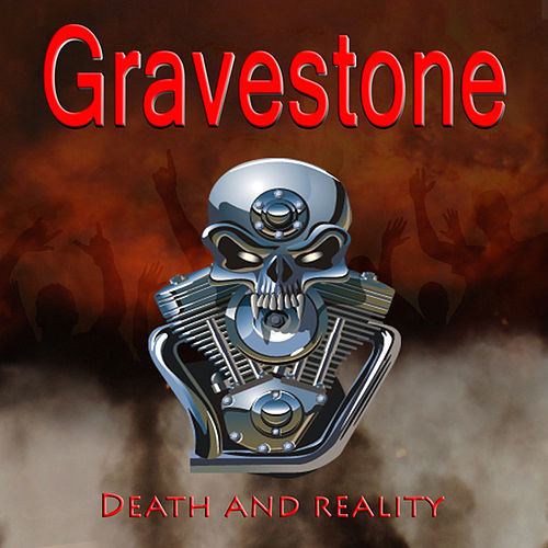 Death and Reality by Gravestone