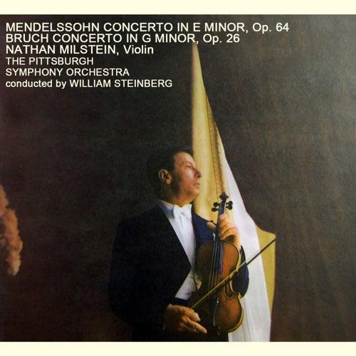 Mendelssohn Concerto In E Minor von Nathan Milstein