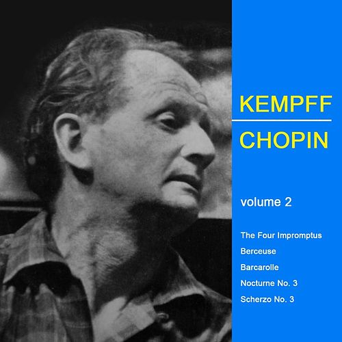Chopin: Vol. 2 by Wilhelm Kempff