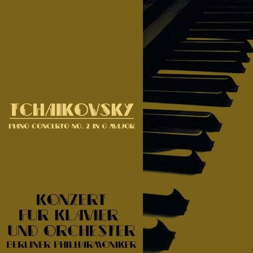 Konzert fur Klavier und Orchester de Berliner Philharmoniker