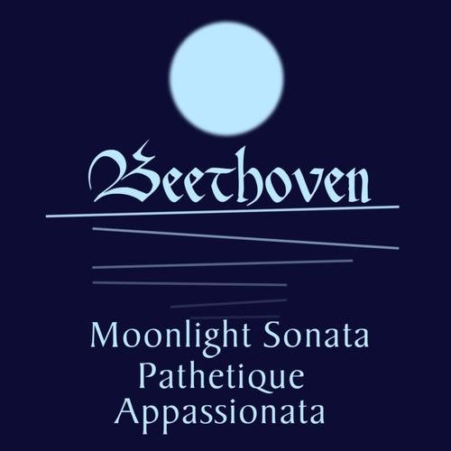Beethoven: Piano Sonatas Nos. 8, 14 & 23 by Wilhelm Kempff