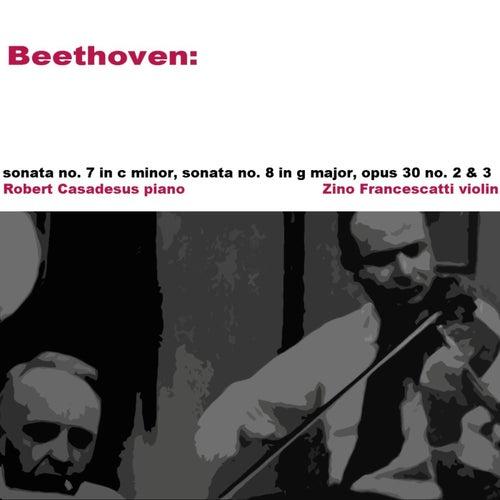 Beethoven Sonatas de Robert Casadesus