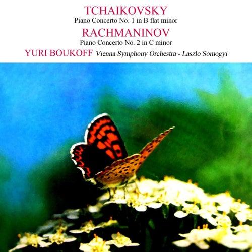 Tchaikovsky: Piano Concerto No.1 & Rachmaninov: Piano Concerto No. 2 de Vienna Symphony Orchestra