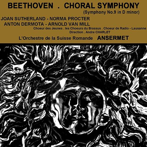 Beethoven: Choral Symphony de L'Orchestre de la Suisse Romande