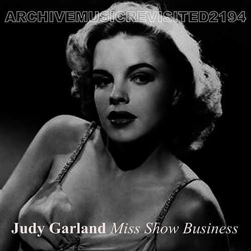 Miss Show Business de Judy Garland