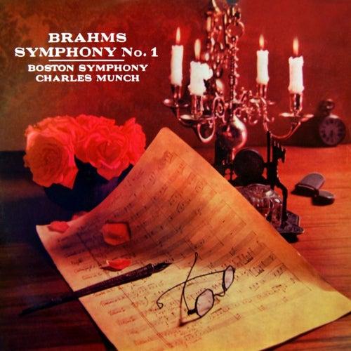 Brahms: Symphony No. 1 de Boston Symphony Orchestra